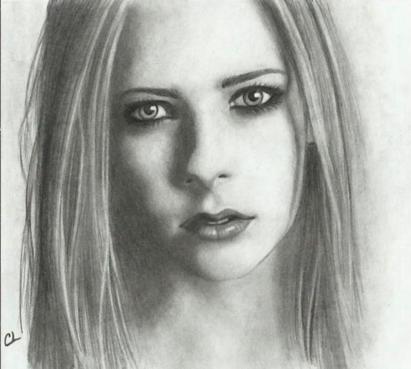 Avril Lavigne par cat70